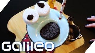 Die verrücktesten Kaffees der Welt in Südkorea   Galileo   ProSieben