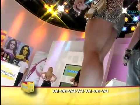 Sexy Baile Cantante Brazileña Andressa Soares - Vaii (Programa TV)