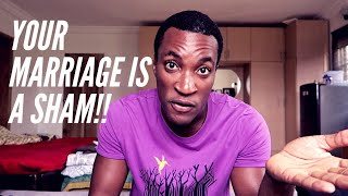 YOUR MARRIAGE IS FAKE | Raw and Uncut #3