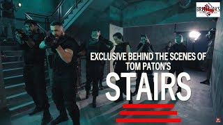 STAIRS: Exclusive BTS featuring Shayne Ward as Will Stanton