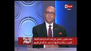 """الحياة اليوم – محمد سلماوي يتحدث عن عجز الإنتاج الأدبي  … """" القوة الناعمة فى مصر تحتاج لمن يرعاها """""""