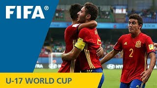 Match 47: Spain v Iran – FIFA U-17 World Cup India 2017