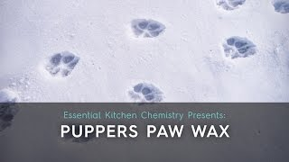 Puppers Paw Wax