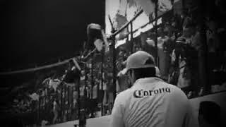 Aparatoso accidente en el estadio azteca | America Vs Santos