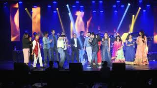All UBC 2019 Stars | FAME Events' Expert Bollywood Concert 2019 | Finale Medley