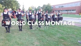 Remo + World Class Montage: DCI 2017