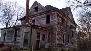 1940's Abandoned Victorian House Walkthrough