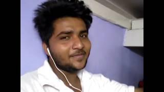 Hrithik Roshan   love song Jaane dil me kab se hai tu Dubsmash by Aakash Pandit.