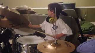 Noah drumming :: Can't Forget About You by R5