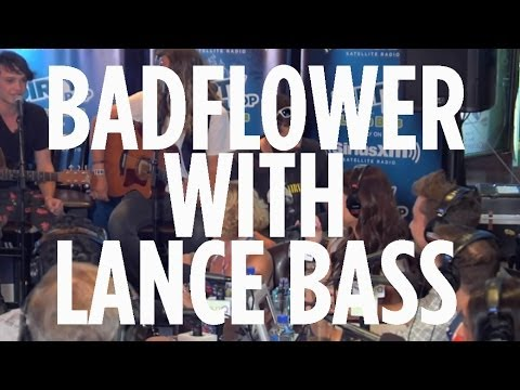 Badflower with Lance Bass A Lot to Say SiriusXM OutQ