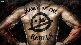 Sub Zero Project x MC Diesel - March Of The Rebels (Official Video Clip) [Hardstyle]