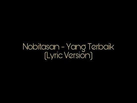 Nobitasan - Yang Terbaik (Lyric Version)