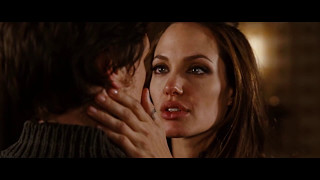 Angelina Jolie in Wanted 2008 Fox & Wesley fight and love (music video)