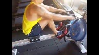 Remo Indoor: Queimando gordura sentado