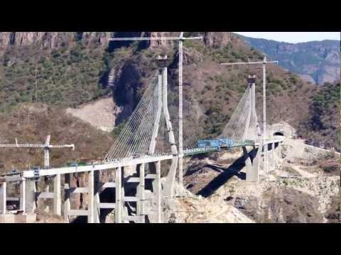 Reportaje Autopista Mazatlan Durango