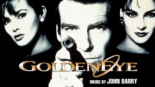 GoldenEye (1995) Rescored With John Barry Music