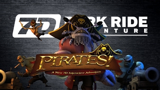Pirates Official Trailer | 7D Dark Ride Adventure