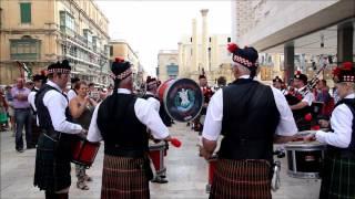 Republic Street, Valletta and St. Elmo Exhibition
