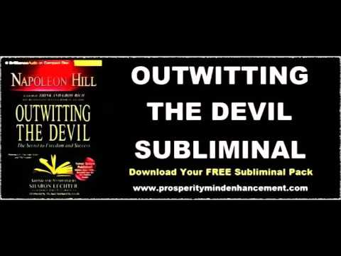 Outwitting The Devil Audible - Subliminal Messages Audio