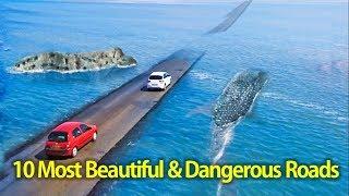Top 10 Most Beautiful Roads In The World - Alltimetop
