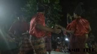 Tari Sakral Pagandrang Bulo Makassar