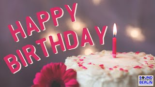 New Happy Birthday Song 2018 -❤️- Best Good Wishes for your Birthday WhatsApp Greetings