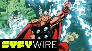 The Mighty Thor In 2 Minutes | SYFY WIRE