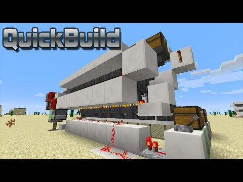 how to make a elevator in minecraft mumbo jumbo