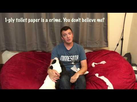 Xxx Mp4 1 Ply Toilet Paper Is A Crime 3gp Sex