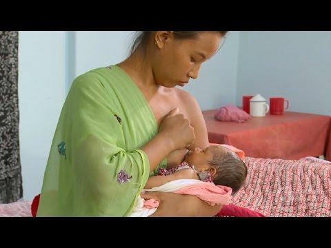 Breast Pain (Nepali) - Breastfeeding Series