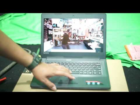 Unboxing Lenovo Ideapad 310-14KB i5 u7200 Full HD