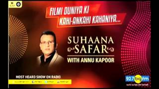 Suhaana Safar with Annu Kapoor | Show 869 | 18th October