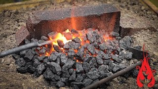 Blacksmithing - Building a simple DIY forge