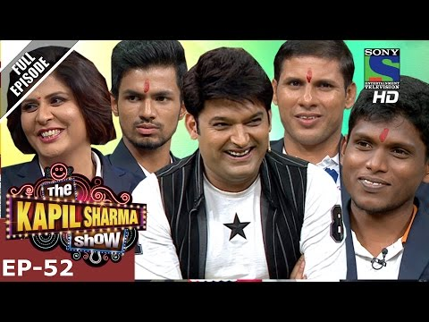 The Kapil Sharma Show-दी कपिल शर्मा शो- Ep-52-Champions Of Paralympics on Kapil's Show–16th Oct 2016