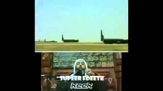 أقوى صاروخ للمعمم حسين الفهيد 😂