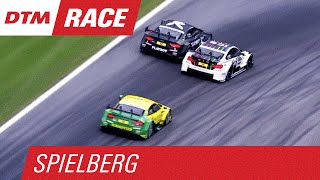 DTM Spielberg 2015 - Race 1 - Re-Live (English)