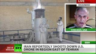No Fly Zone: Iran shoots down US drone
