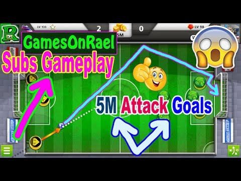 SOCCER STARS 5M Attack PRO GOALS & Subscribers Top GOALS EVER! Road To 7th 5M Boot + Tips & Tricks