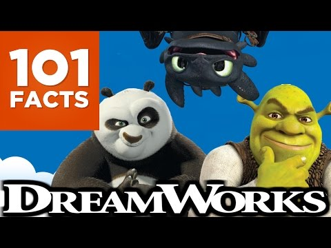 watch 101 Facts About Dreamworks