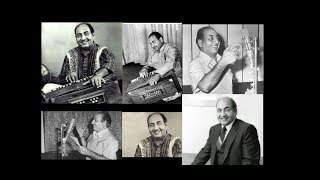 Jal Jal Ke Shama Ki Tarah Mohammad Rafi Film Fariyadi (1953) Music B N Bali
