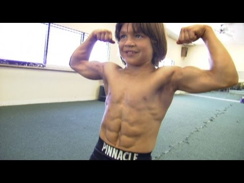 Kid Bodybuilder Little Hercules is All Grown Up and Chasing a New Dream