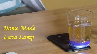 Homemade Lava Lamp in Simple & Easy Steps - Kids Science Experiments