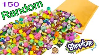 150 Random Surprise Package Lot Of Shopkins Season 1 - 7 - Exclusives , Topkins & Limited Edition