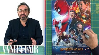 Every Marvel Movie Poster, Explained  | Vanity Fair