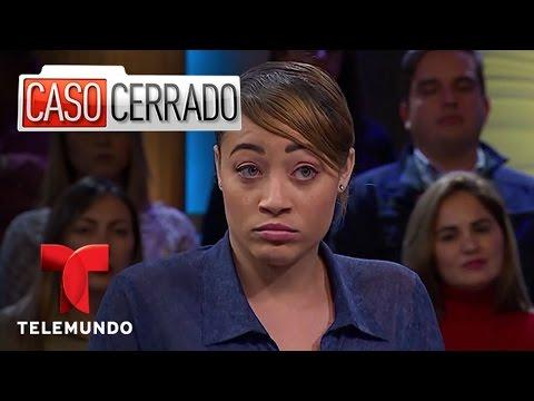 Caso Cerrado | Addicted To His Mother-In-Law's Breastmilk!🤢🍈🍈 | Telemundo English