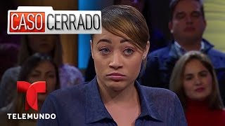 Caso Cerrado | Addicted To His Mother-In-Law's Breastmilk!🤢🍈🍈 | Telemundo English