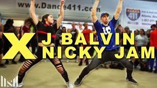X (Equis) - Nicky Jam & J Balvin Dance | Matt Steffanina | DANCECON 6: Atlanta