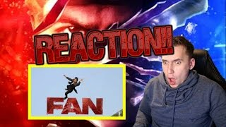 WHAT A TWIST!!| 'Fan' official teasers and trailer reaction!!