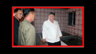 Kim blasts officials for delayed project