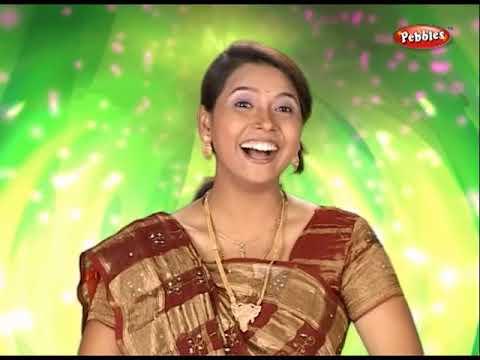 Gujarati Rhymes For Kids | 02 Ek Biladi Jadi | Gujarati Rhymes Cat